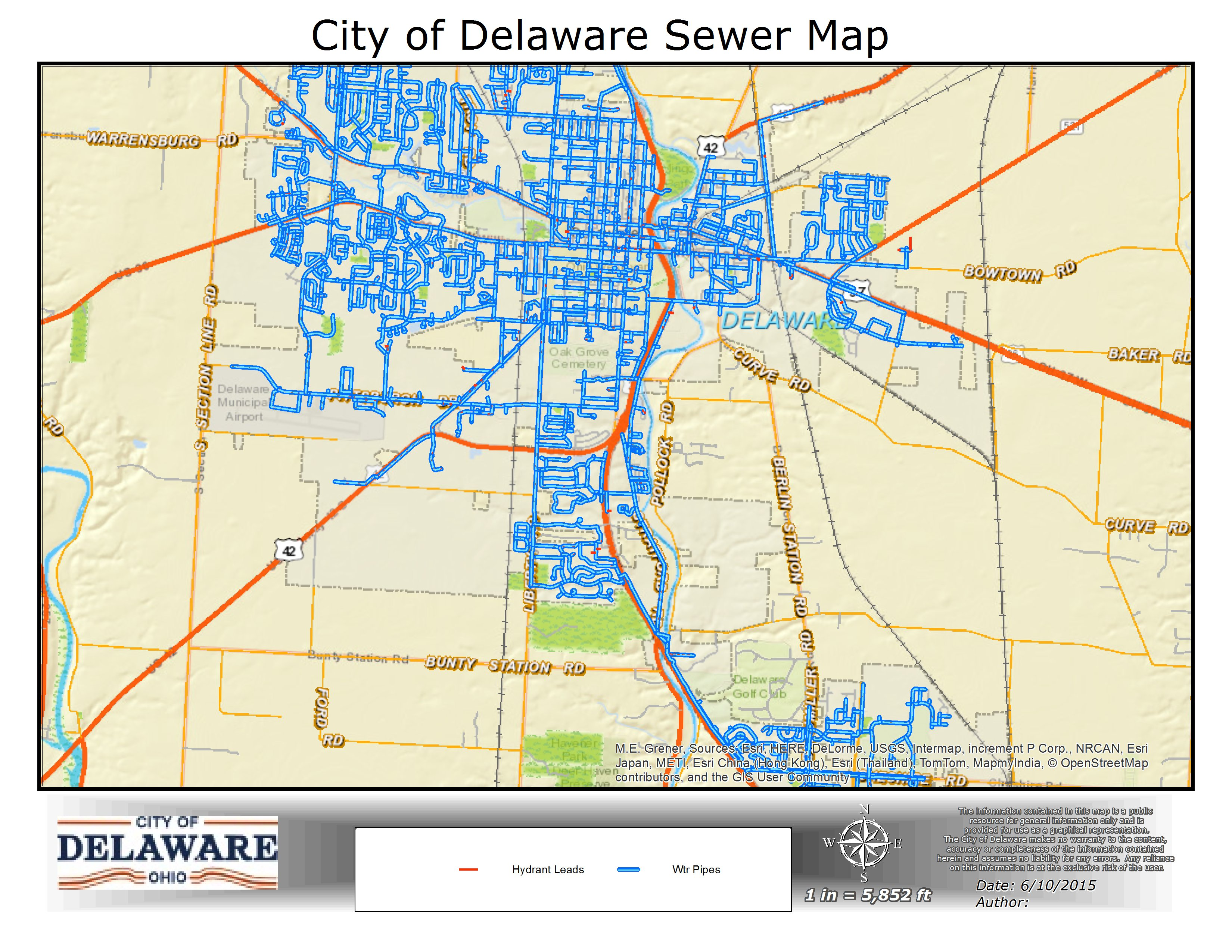 Incentives and Assets for the City of Delaware Ohio